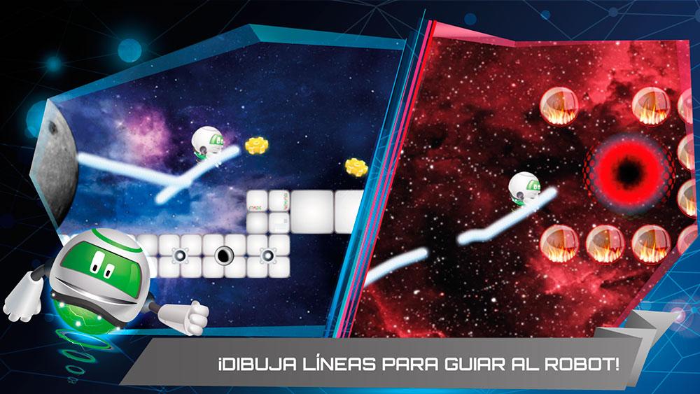 Space Liner en los medios 1
