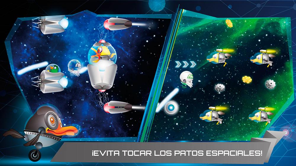 Space Liner en los medios 2